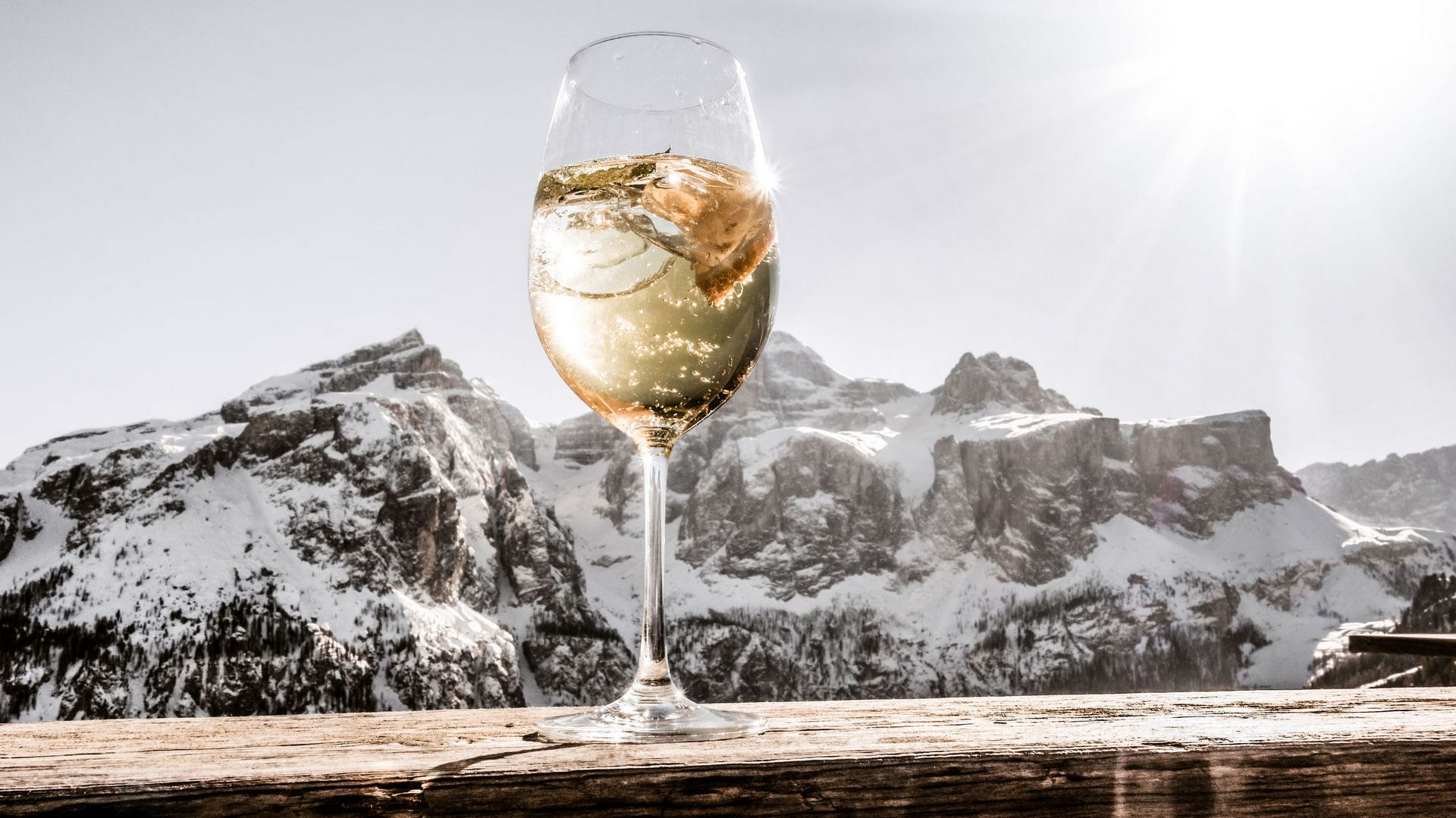 Image: Culinary treats San Cassiano