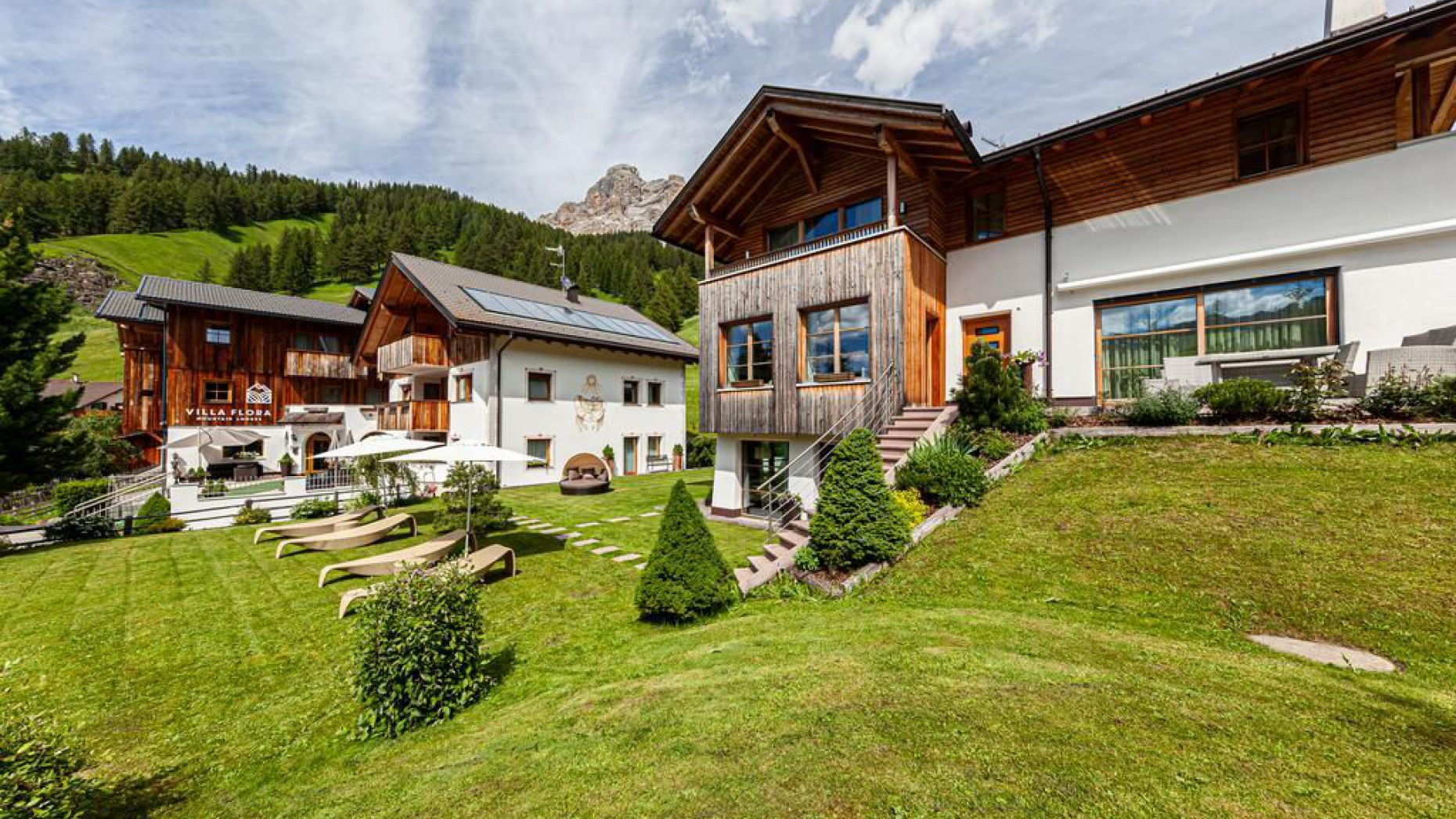 Bild: Villa Flora Mountain Lodges